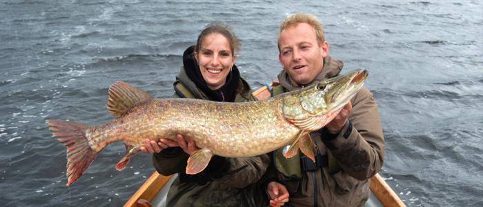 Kareliya la pêche lété de vidéo